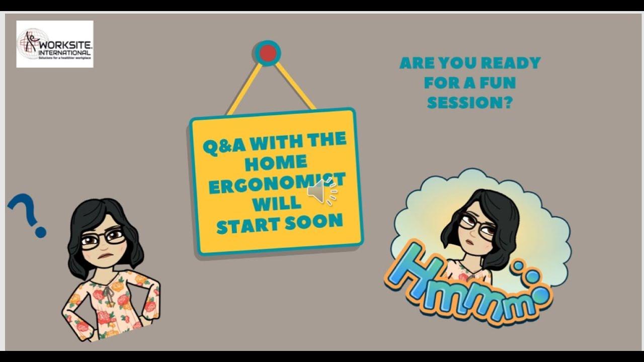 Q&A_Home_Ergonomist