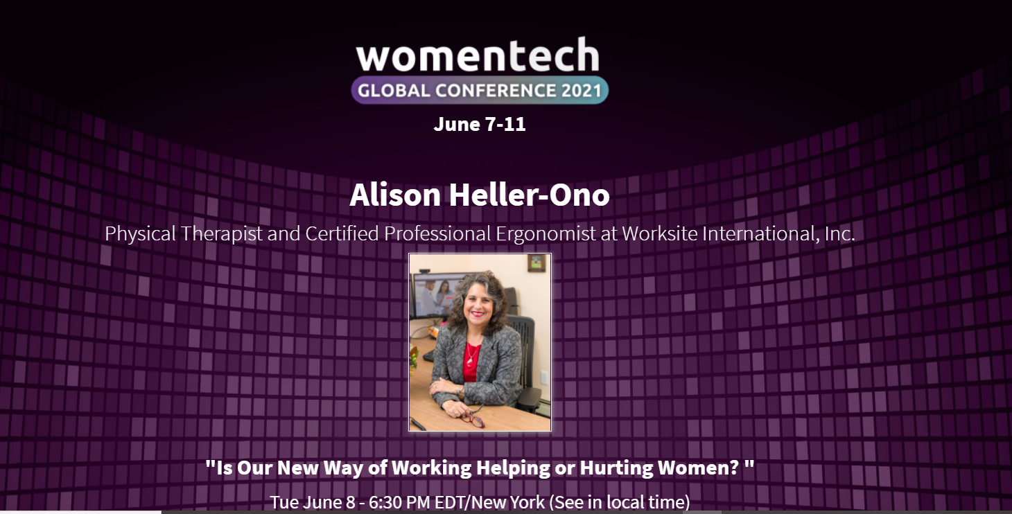 Womentech global conference