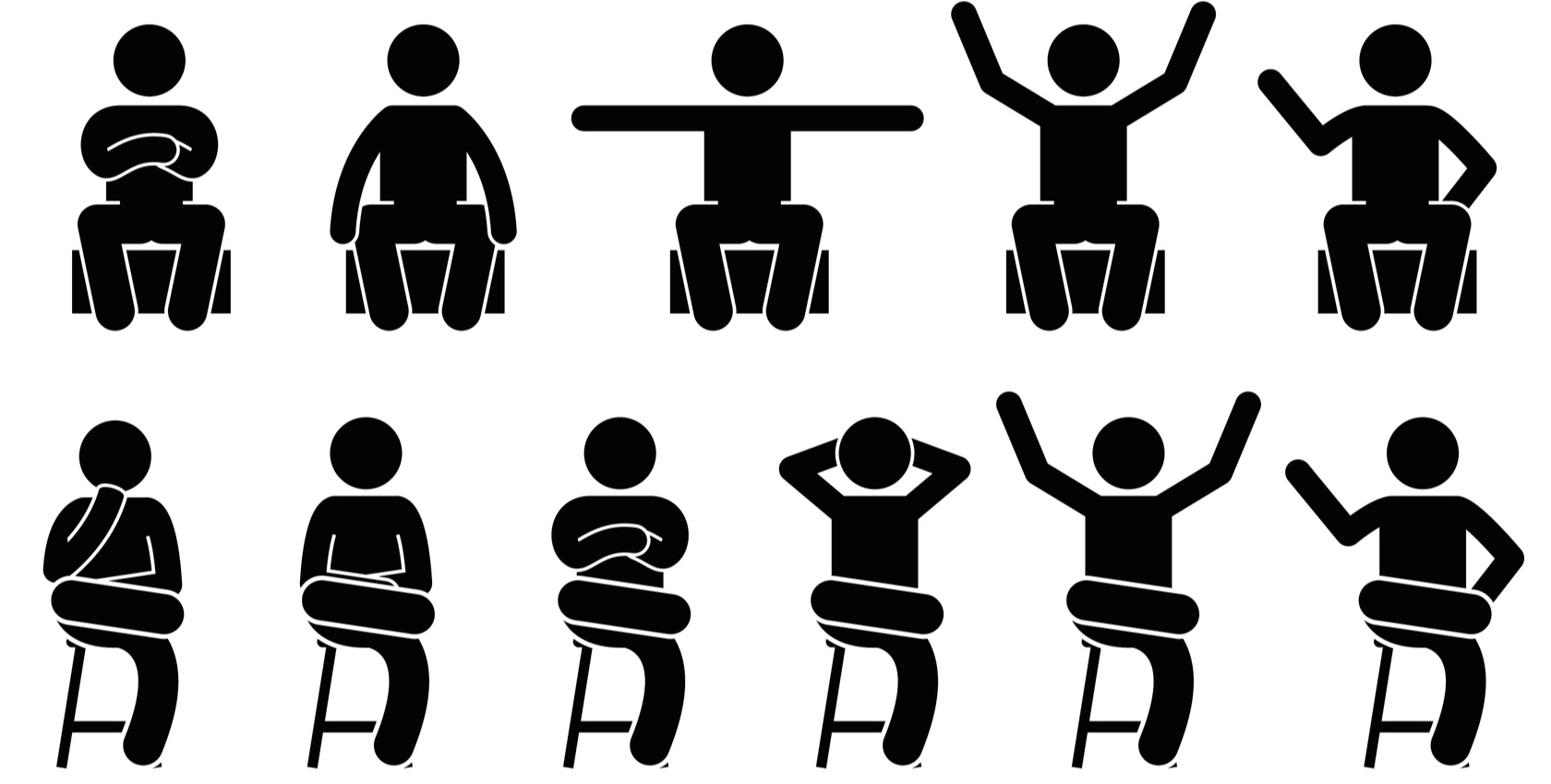Read: Is It True Posture Makes Perfect?