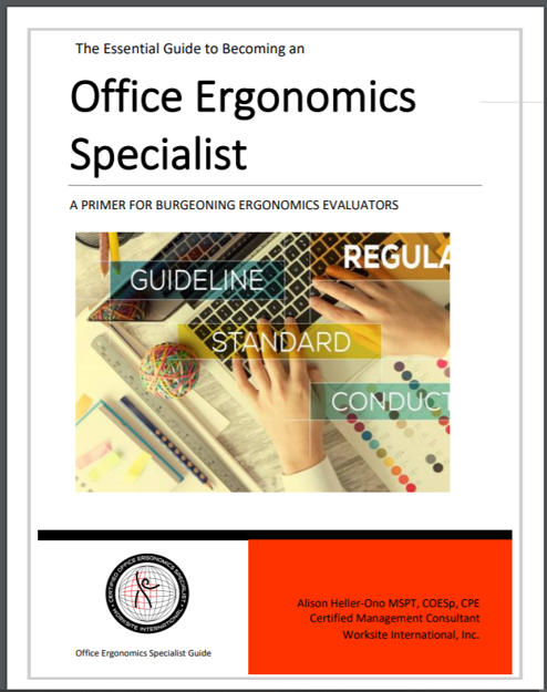 The Essential Guide to Becoming an Office Ergonomics Specialist