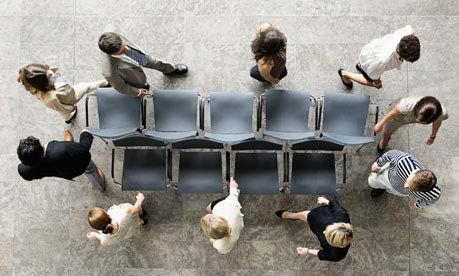 Are your employess routinely playing musical chairs because their charis are just not right?