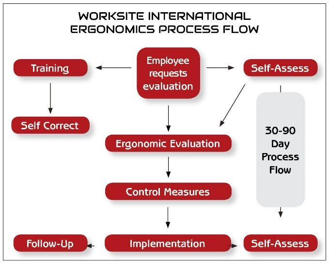 Worksite International Ergonomics Process Member Portal is Ready!