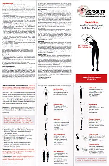 Self-Care Brochure