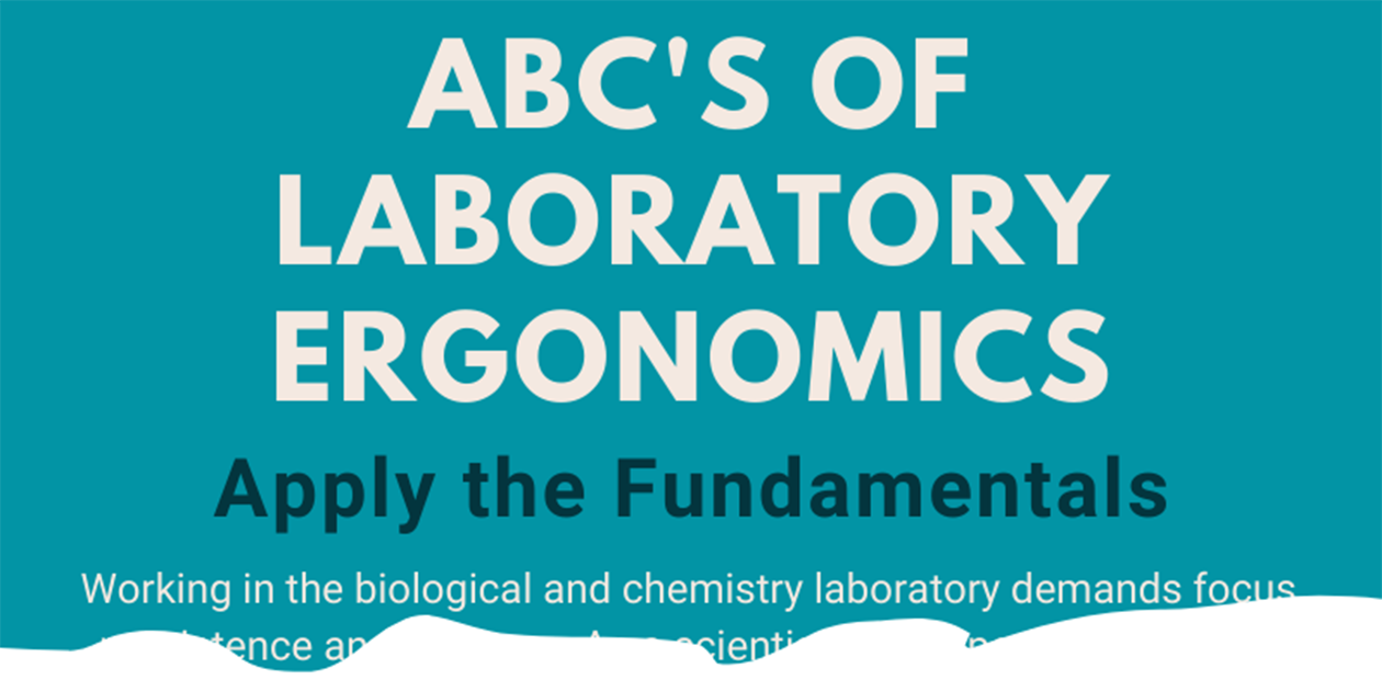 The ABC's of Lab Ergonomics | Online Training
