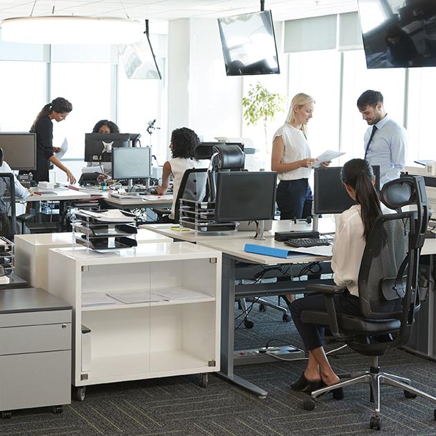 Office Ergonomics: Working in Comfort®