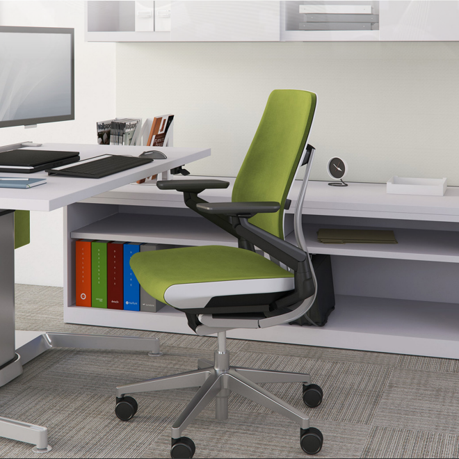 Home and Office Chair Selection and Use