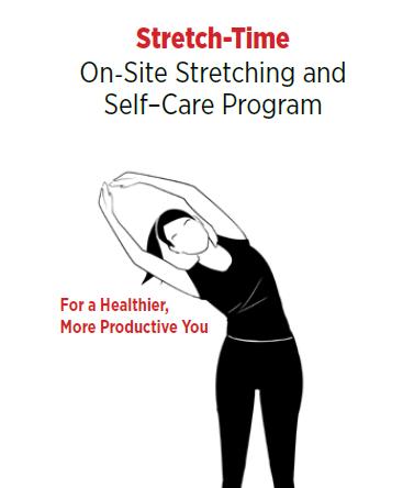 Stretch-Time Self-Care Brochure